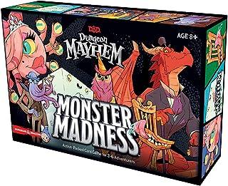 Dungeons & Dragons C7888000 Dungeon Mayhem: Monster Madness