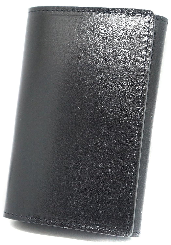 [High-end] 【極上イタリア製レザー】高級 本革 名刺入れ カードケース ボックス付き 大容量 ベジタブルタンニンなめし加工 ME0174_a