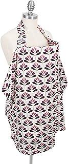 Hooter Hiders Premium Cotton Nursing Cover - Verbena