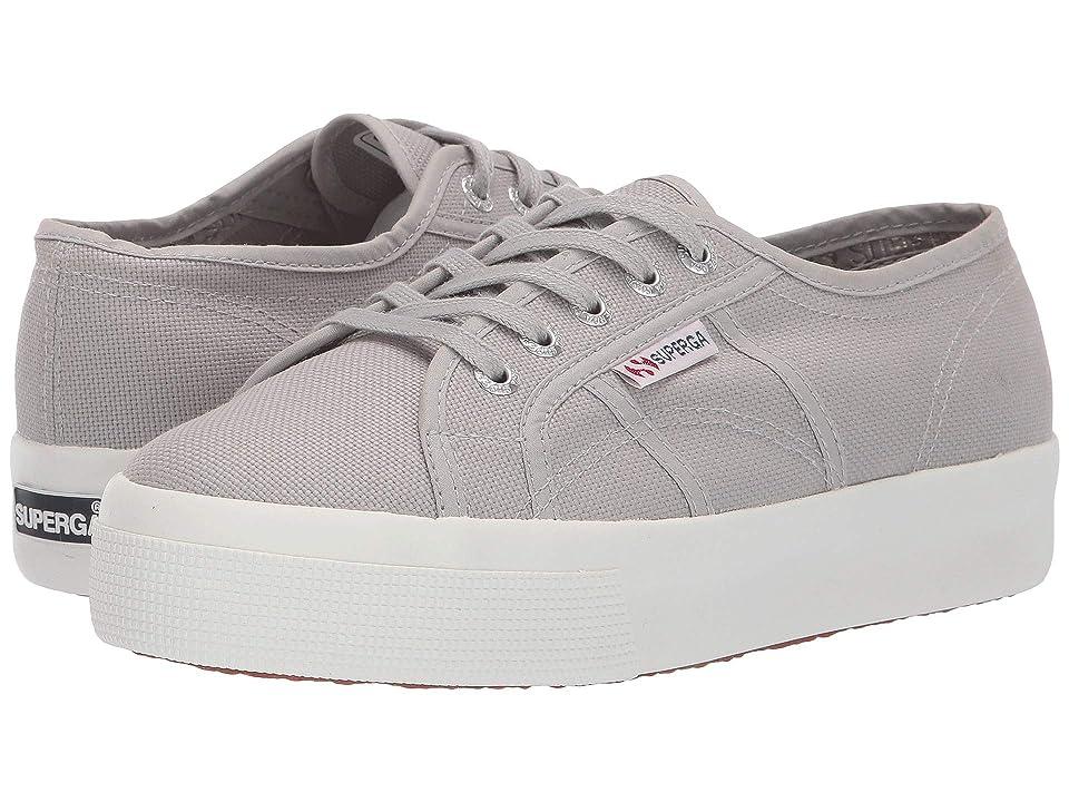Superga 2730 COTU (Light Grey) Women