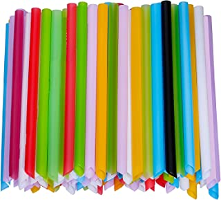 Best big plastic straws Reviews
