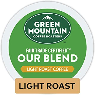 Green Mountain Coffee Roasters Our Blend, Single-Serve Keurig K-Cup Pods, Light Roast Coffee, 72 Count