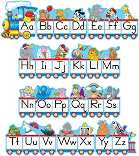Carson Dellosa Alphabet Train Bulletin Board Set (1787)