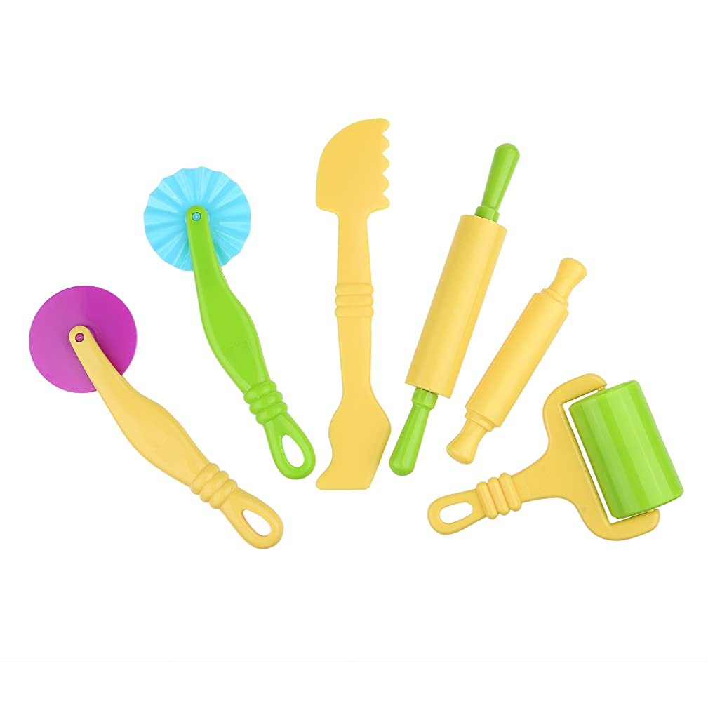 Kare & Kind? Smart Dough Tools Kit with Models and Molds - Kare & Kind? retail packaging (clay and dough tools)