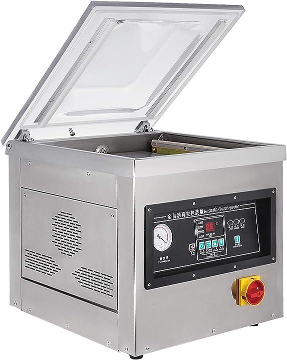 Confezionatrice sottovuoto automatica per alimenti 1000w 220v dz-400/2f vevor B08FHRSDRL