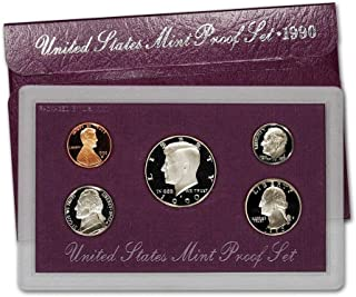 1990 s proof set