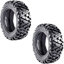Two 26x8-14 big TIRE SET for ATV TIRES SIX PLY 26