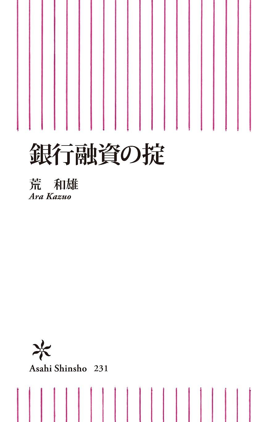 枢機卿逆守銭奴銀行融資の掟 (朝日新書)