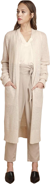 Greylin Women's Kingston Knit Open free shipping Long Popular overseas Sweater P Front Cardigan