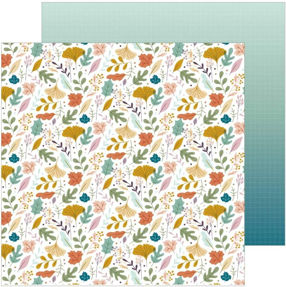 Shipping included Pinkfresh Studio shop Days of Cardstock Double-Sided 12