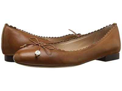 LAUREN Ralph Lauren Glennie (Deep Saddle Tan Super Soft Leather) Women