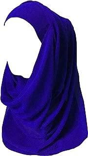 Ultra morbida foulard quadrata per la perdita dei capelli il cancro 18-Boysenberry with edges la chemioterapia