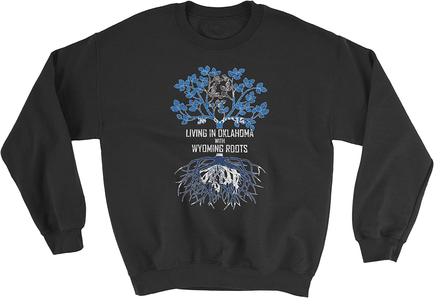 Spasm price HARD EDGE Max 77% OFF DESIGN Unisex Living In Wyoming Oklahoma with Roots Sw