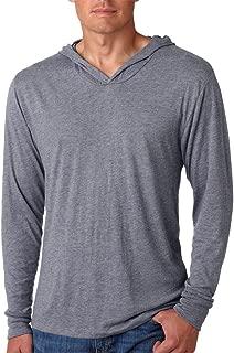 Men's Tri-Blend Extreme Soft Rib Knit Hoodie
