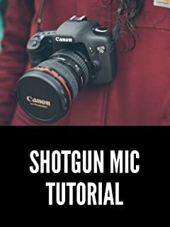 How to Use a Shotgun Microphone (Boom Mic)