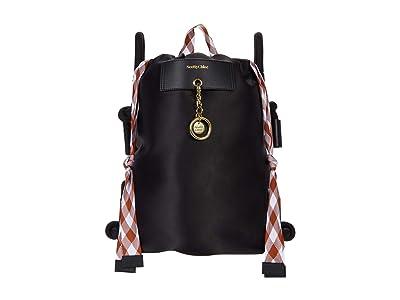 See by Chloe Beth Backpack (Eternity Black) Backpack Bags