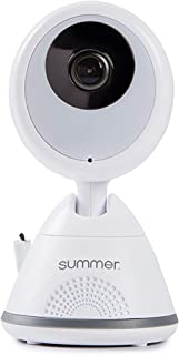 Summer Baby Pixel Cadet Extra Video Camera – Extra Baby Monitor Camera Allows Parents to Monitor Multiple Rooms and/or Chi...