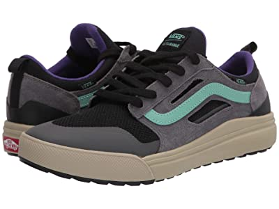 Vans Ultrarangetm 3D (Pewter/Eucalyptus) Skate Shoes