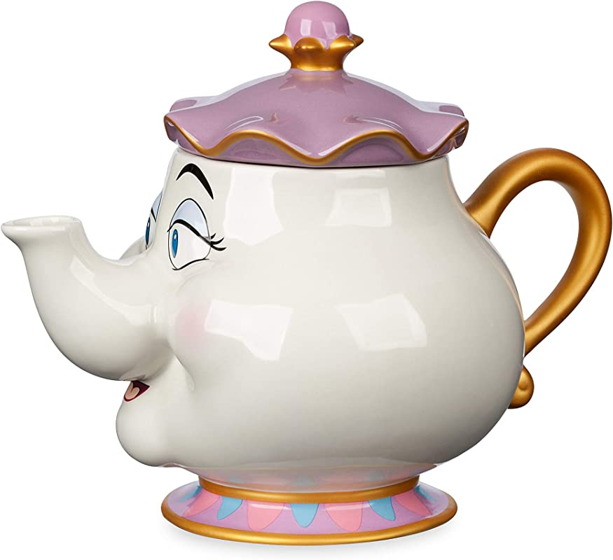 Disney Mrs Potts Teapot Beauty And The Beast