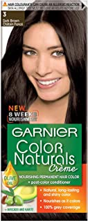 Garnier Color Naturals - 3 Dark Brown