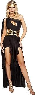 Best black toga costume female Reviews