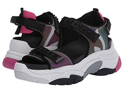 ASH Adapt (Black/Fuchsia) Women