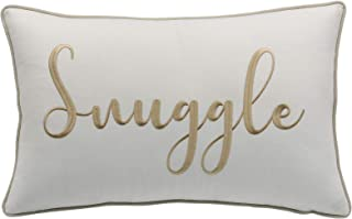 YugTex Pillowcase Snuggle Decorative Throw Pillow,Winter-Cuddles,Love Bedtime,Couple Pillow,Parenting Pillow,Birthday Gift, Valentine's Day,Mother's Day (12