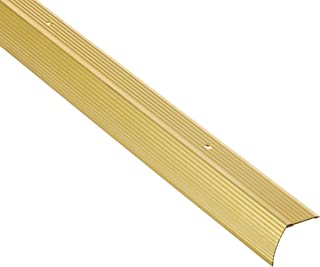 M-D Building Products 43746 1-1/8-Inch by 1-1/8-Inch by 96-Inch Stair Edging Fluted