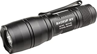 SureFire E1B-MV Backup Flashlights with Dual Output LED with MaxVision Beam Technology