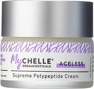 MyChelle Dermaceuticals Supreme Polypeptide Cream Scented -Nutrient Rich moisturizer, Anti-Aging & Skin Firming Formula, C...