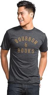 bourbon and books shirt