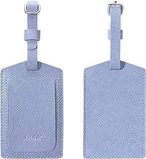 Envoyez Une /Étiquette de Bagage Gratuite R/ésistant /à leau et /à La Poussi/ère OrgaWise Luggage Cover en PVC Transparent pour Bagages de 22 /à 28 Pouces