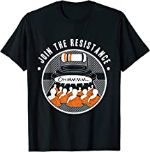 Join The Resistance - Funny Physics T-Shirt