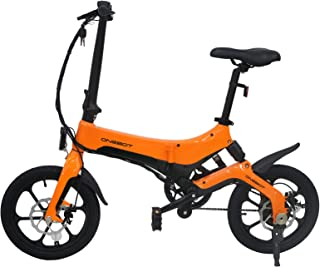 KERS 36x250W hopfällbar elektrisk cykel, 3 ridlägen, full-View LCD-skärm, 25 km/h pedalassistent cykel