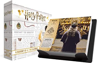 harry potter day by day calendar