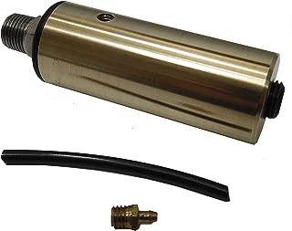 Palmer Pneumatics Micro Rock Regulator Brass - LPR for Autcockers or 1-8 NPT Input 10