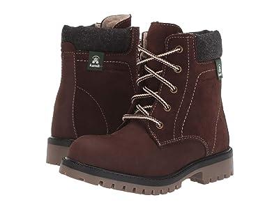 Kamik Kids Takoda Lo 2 (Little Kid/Big Kid) (Deep Brown) Boys Shoes