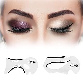 cat eye smokey eye makeup