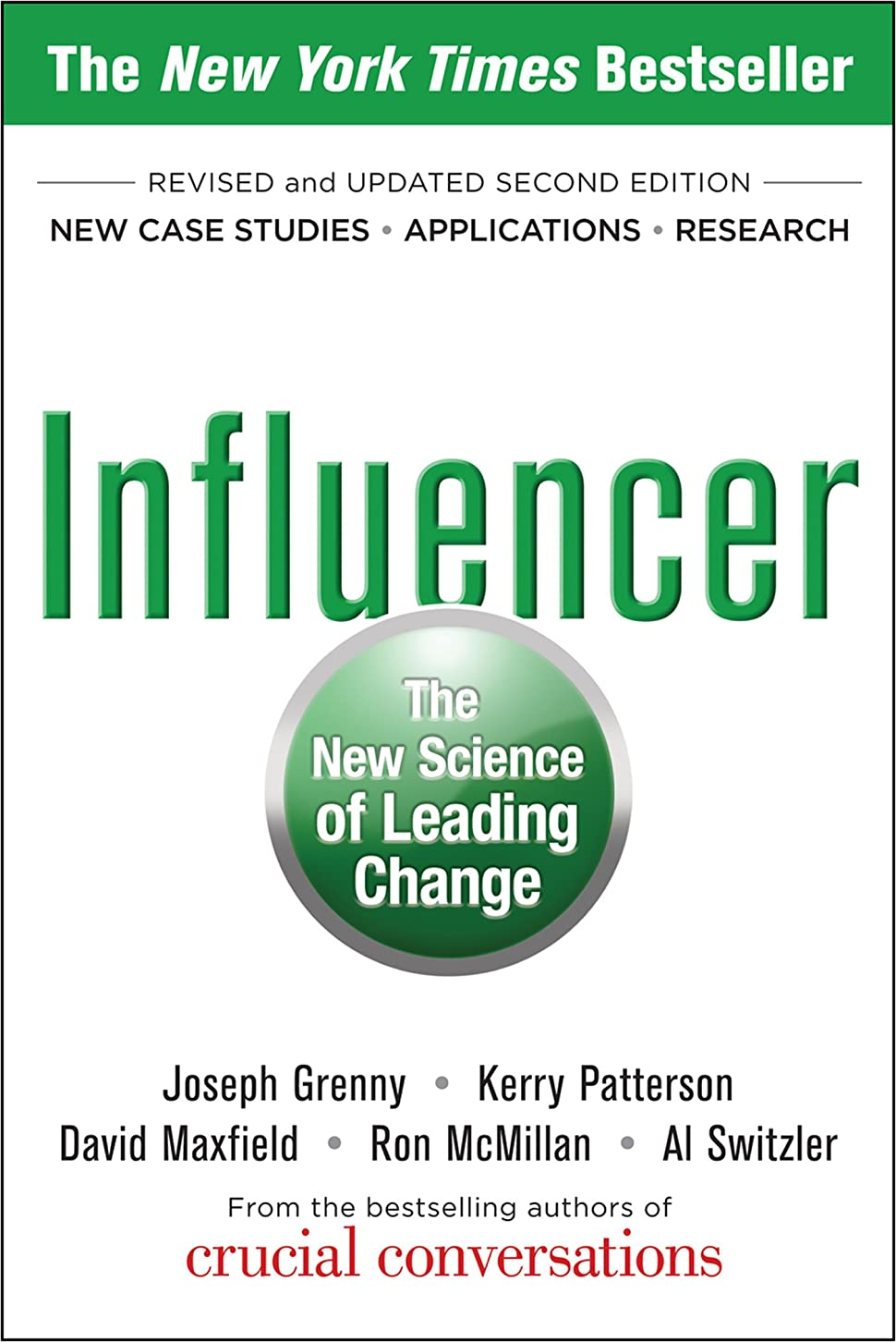 技術的な笑ポジションInfluencer: The New Science of Leading Change, Second Edition  (English Edition)