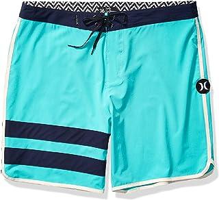 Hurley Mens AQ9986 Phantom Block Party Solid Board Shorts Board Shorts