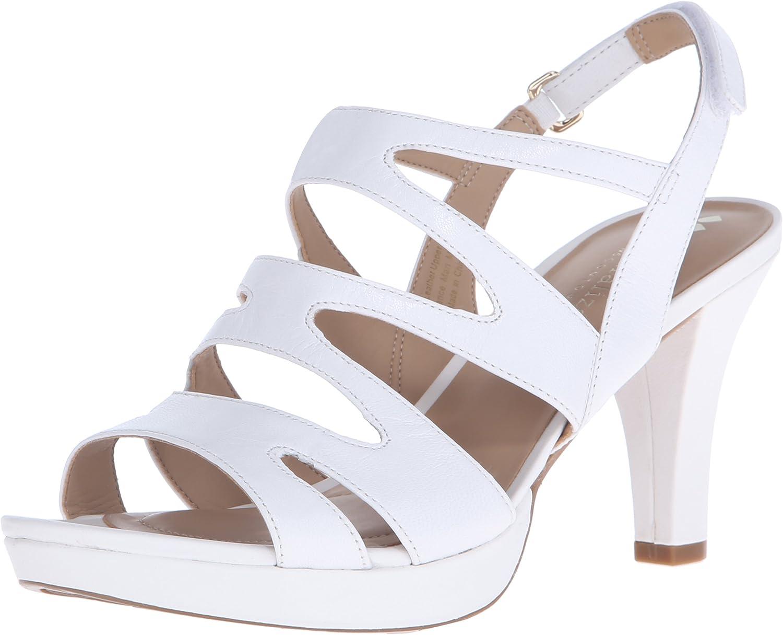 Naturalizer Womens Pressely Platform Dress Sandal