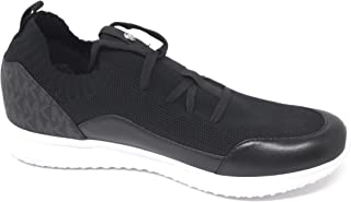 Michael Kors Merlyn Mesh Trainer,Canvas (8.5) Black