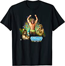 WWE Ultimate Warrior Photos With Logo