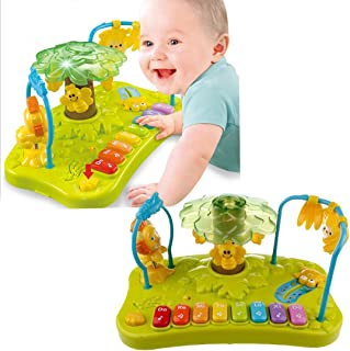 BonZeal Electronic Plastic Music Forest Game Baby Kids Children Piano Toys