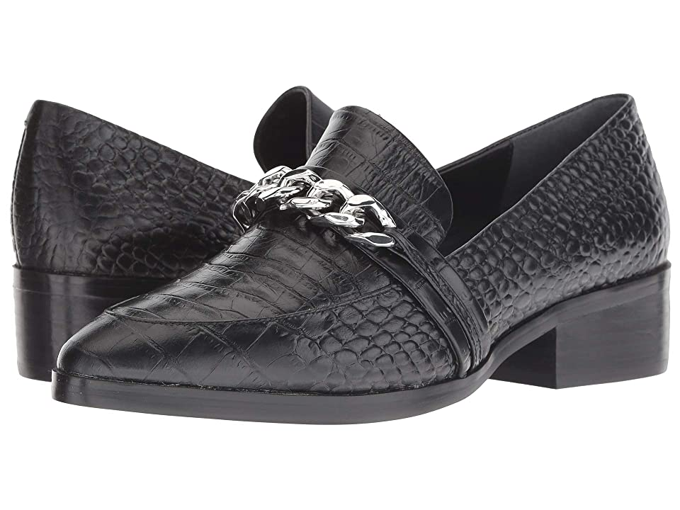 Tony Bianco Molly (Black Croc) Women