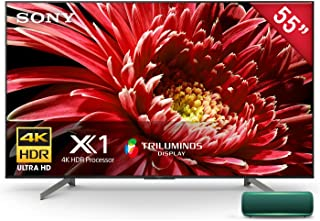 "TV Sony 55"" 4K UHD Android TV LED XBR-55X850G"