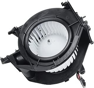 TOPAZ 4F0820020A A/C HVAC Fan Heater Blower Motor Assembly for Audi A6 Quattro 2005-2011
