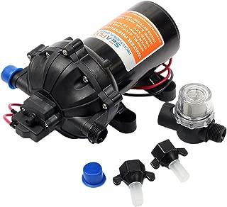 Seaflo 12v DC Water Pressure Diaphragm Pump 18.9 L/min 5.0 Gpm 60 Psi