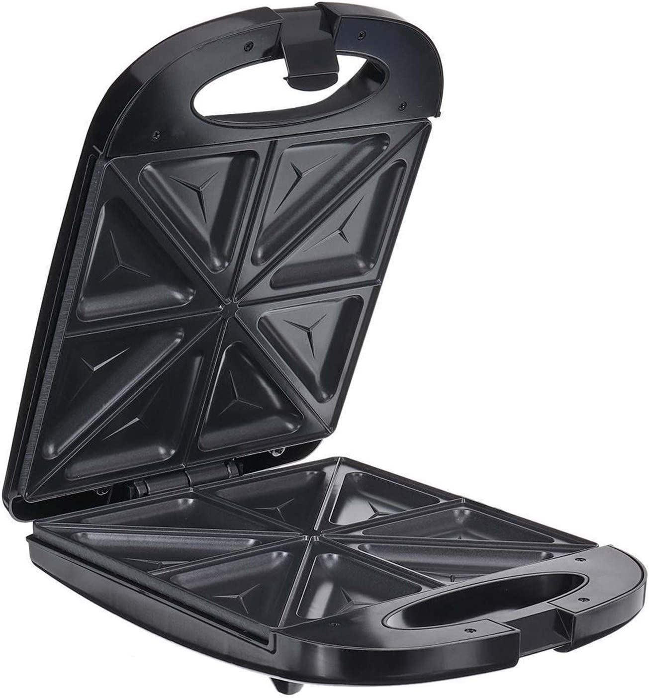 Cheap sale Breakfast Machine Dual Toast Grill Non Waffle Max 49% OFF Jaffle Stick Press