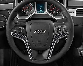 Best carbon fiber steering wheel camaro Reviews